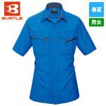 ソフトトロピカル半袖シャツ