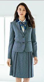 S-16371 16379 SELERY(セロリー) Aラインスカート 9916371
