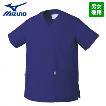 MZ-0051 ミズノ(mizuno) クールマックス スクラブ(男女兼用)