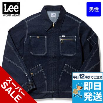 LWB06001 Lee ジップアップジ