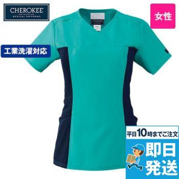 CH750 FOLK(フォーク)×CHEROKEE(チェロキー) レディーススクラブ(女性用)