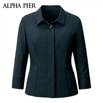 AR7000 アルファピア シャツジャケット/八分袖