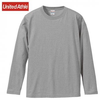 ロングスリーブTシャツ(5.6オンス)(男女兼用)