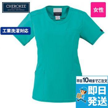 [在庫限り]CH751 FOLK(フォーク)×CHEROKEE(チェロキー) レディーススクラブ(女性用)
