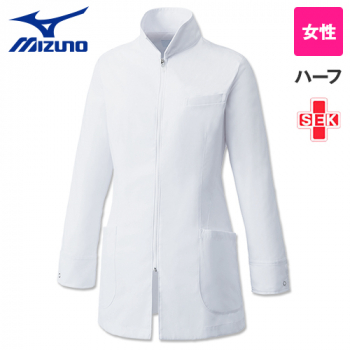 MZ-0055 ミズノ(mizuno) レディースハーフコート(女性用)