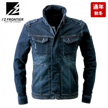 7250 アイズフロンティア ストレッチ3Dワークジャケット