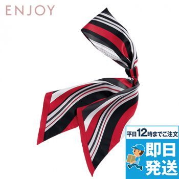 EAZ487 enjoy スカーフ