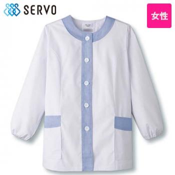 FA-720 723 SUNPEX(サンペックス) 長袖/デザイン白衣(女性用)