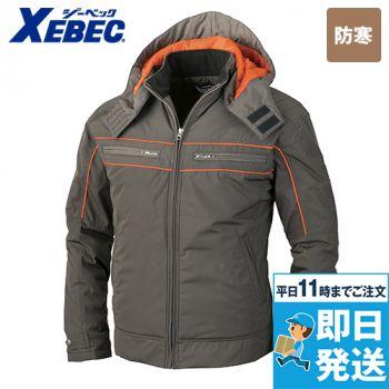 ジーベック 342 [秋冬用]超撥水防寒ライダースブルゾン