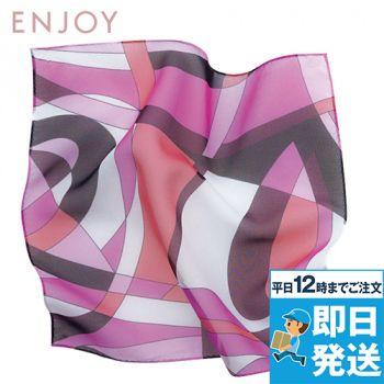 EAZ467 enjoy ミニスカーフ