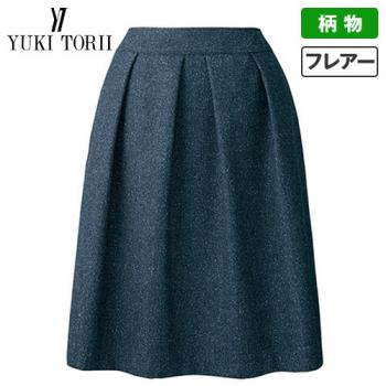 YT3915 ユキトリイ フレアースカート 40-YT3915