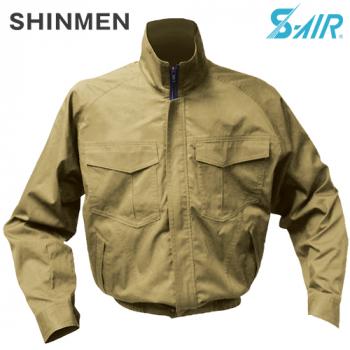 88100 シンメン S-AIR SK型ワークブルゾン