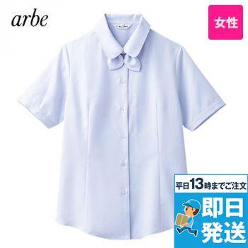 BL-6815 チトセ(アルベ) 半袖/ブラウス リボンタイ付き