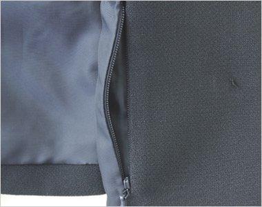 左裾内ポケット(ファスナー付き)