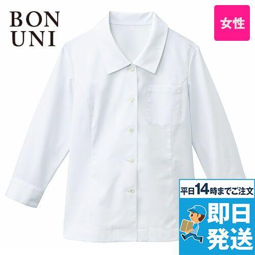 34213 BONUNI(ボストン商会) 七分袖/ブラウス(女性用)