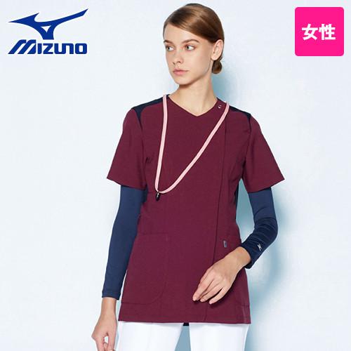 MZ-0154 ミズノ(mizuno) 9分袖アンダーウェア(女性用)