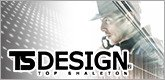 物流、運送業向けのスポーティな作業服TS DESIGN(TSデザイン)