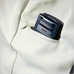 右 Phone収納ポケット(ファスナー付)