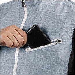 左胸 Phone収納ポケット