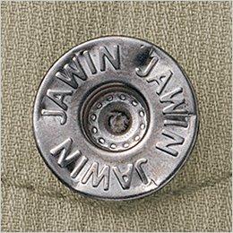 胸ポケット オリジナルデザインボタン
