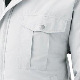 両胸ポケット