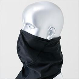 フェイスマスクの着用例