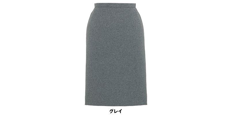 BONMAX AS2266 [通年]アドレ タイトスカート 無地 色展開