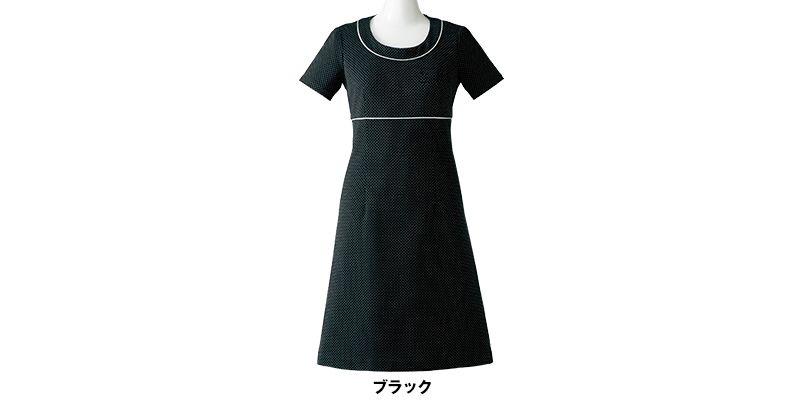 [在庫限り/返品交換不可]LO5707 BONMAX/コンフィー ワンピース(女性用) ドット 色展開