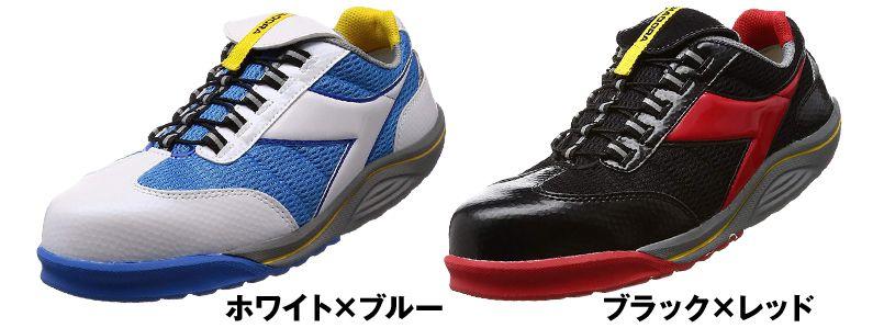 [DIADORA(ディアドラ)]安全靴 RAGGIANA ラジアナ[返品NG] 樹脂先芯 色展開