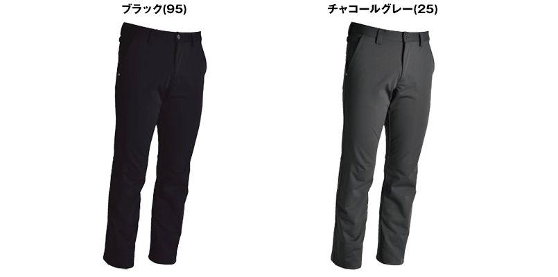 846232 TS DESIGN 防寒・防風ストレッチパンツ(男女兼用) 色展開