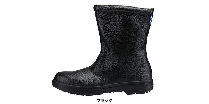 ジーベック 85024 安全半長靴 樹脂先芯 色展開
