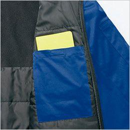 AZ10307 アイトス タルテックス [秋冬用]軽量防寒ジャケット 内ポケット付