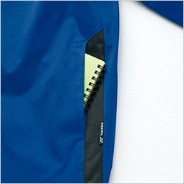 AZ10307 アイトス タルテックス [秋冬用]軽量防寒ジャケット ポケット付