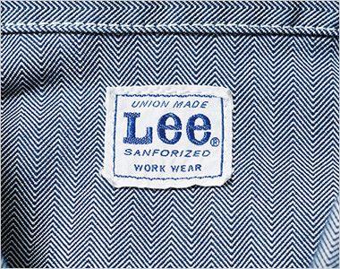 LWB03001 Lee ジップアップジャケット(女性用) Leeワークウェアオリジナルブランドネームタグ