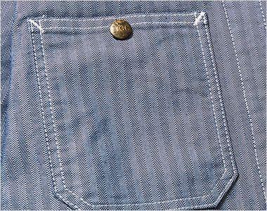LWB03001 Lee ジップアップジャケット(女性用) ボタン付き