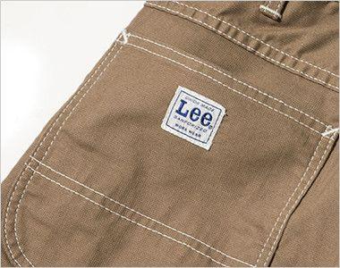 LWP66003 Lee ペインターパンツ(男性用) 補強布付きの後ろポケット