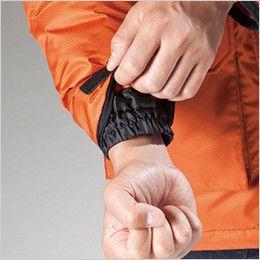 バートル 7211 [秋冬用]サーモトロン防寒コート(大型フード付)(男女兼用) インナーカフス仕様