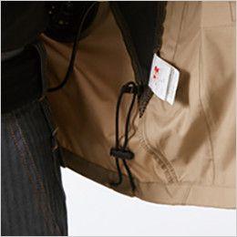 AC1111SET バートル エアークラフトセット[空調服]長袖ジャケット(男女兼用) ポリ100% ドローコード