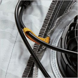 AC1111SET バートル エアークラフトセット[空調服]長袖ジャケット(男女兼用) ポリ100% コードループ