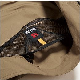 AC1131 バートル エアークラフト[空調服]長袖ブルゾン(男女兼用) 綿100% 衣服内の空気の循環を促す、調節式エアダクト