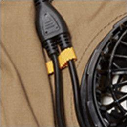 AC1131 バートル エアークラフト[空調服]長袖ブルゾン(男女兼用) 綿100% コードループ
