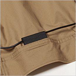 AC1131 バートル エアークラフト[空調服]長袖ブルゾン(男女兼用) 綿100% コードストッパー(マジックテープ止め)