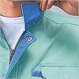 自重堂 45004 長袖シャツ デザイン配色