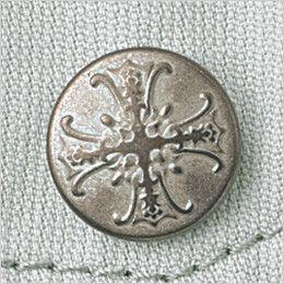 自重堂 51104 [秋冬用]JAWIN 長袖シャツ(年間定番生地使用) オリジナルデザインボタン