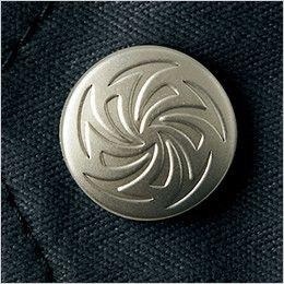 自重堂 51804 [秋冬用]JAWIN 長袖シャツ(年間定番生地使用)(新庄モデル) デザインボタン