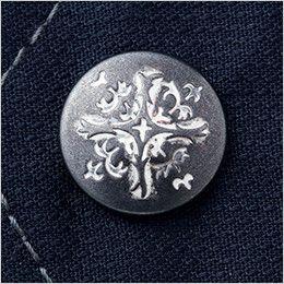 自重堂JAWIN 52102 ノータックカーゴパンツ(新庄モデル) 裾上げNG デザインボタン