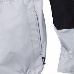 自重堂JAWIN 54080SET [春夏用]空調服セット フルハーネス対応 長袖ブルゾン ポリ100% ポケット