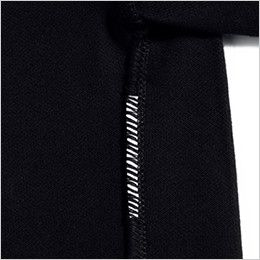 自重堂 55354 [春夏用]JAWIN 鹿の子半袖ポロシャツ 消臭&抗菌テープ