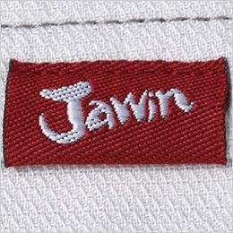 自重堂 56204 JAWIN 長袖シャツ(新庄モデル) ワンポイント