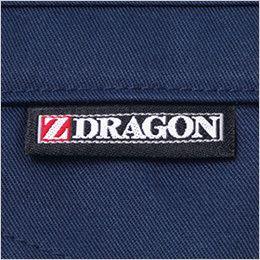 自重堂Z-DRAGON 71506 製品制電ツイルレディースパンツ ワンポイント